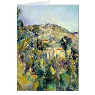 Tarjeta Opinión de Paul Cezanne el Domaine San José