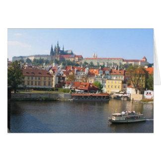 Tarjeta Opinión del puente de Praga Charles