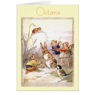 Tarjeta Ostara