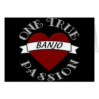 Tarjeta OTP: Banjo