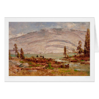 Tarjeta Paisaje de Sierra Nevada (0709A)