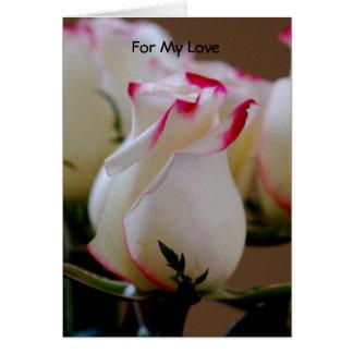 Tarjeta Para mi amor