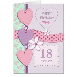 Tarjeta para un cumpleaños especial