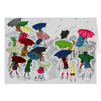 Tarjeta Paraguas