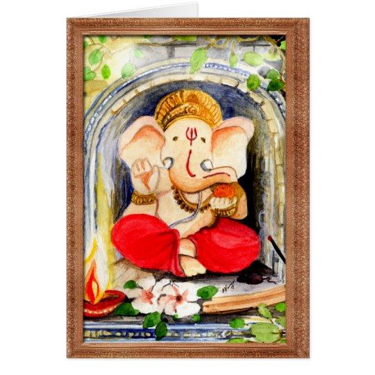 Tarjeta Paraíso - Ganesh