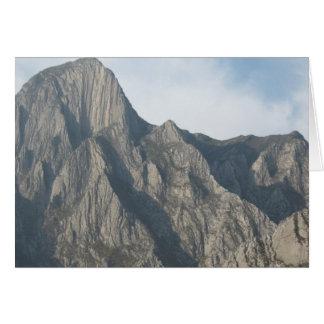 Tarjeta Parque nacional de Huasteca del La