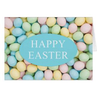 Tarjeta Pascua feliz