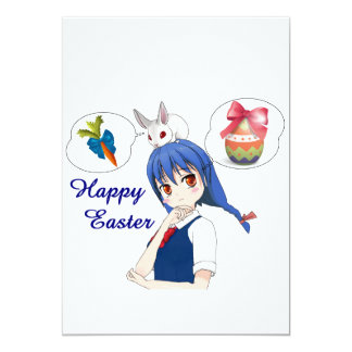 Tarjeta Pascua feliz (personalizable)