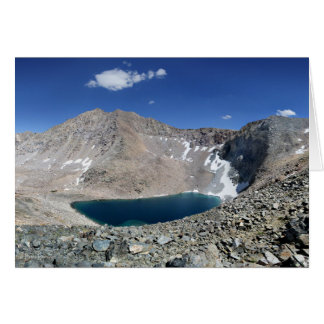 Tarjeta Paso del silvicultor y lavabo del centro - Sierra