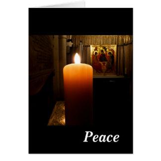 Tarjeta Paz