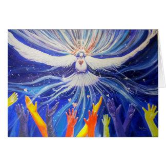 Tarjeta Paz siempre