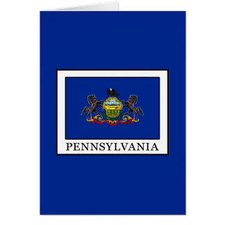 Tarjeta Pennsylvania