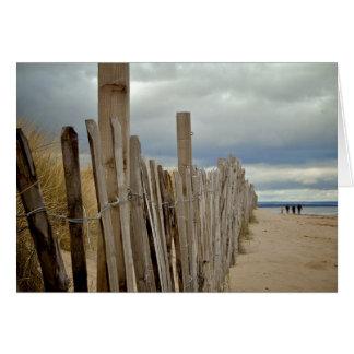 Tarjeta Playa #3 [tarjeta de Saint Andrews de