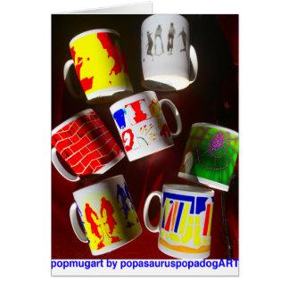 Tarjeta popmugart by popasauruspopadogART*