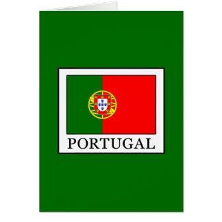 Tarjeta Portugal
