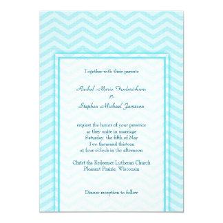 Tarjeta Presupuesto azul del personalizado del boda de la