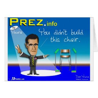 Tarjeta PREZ.info