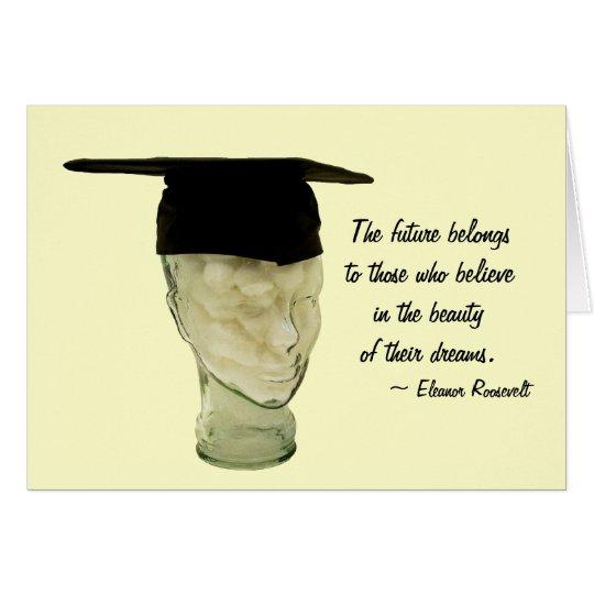 Tarjeta principal graduada