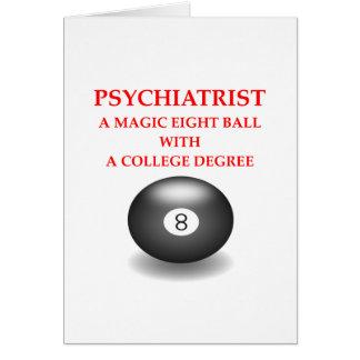 Tarjeta psiquiatra
