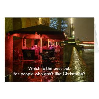 Tarjeta Pub