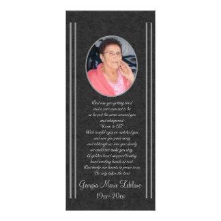 Tarjeta Publicitaria Recuerdos conmemorativos de encargo