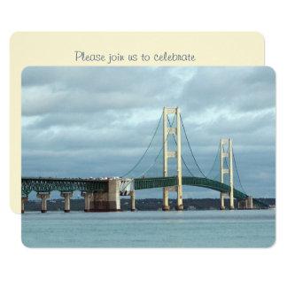 Tarjeta Puente de Mackinac 425