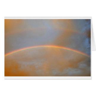 Tarjeta Puente del arco iris
