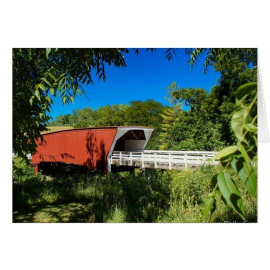 Tarjeta Puentes del condado de Madison