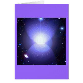 Tarjeta Puerta al universo