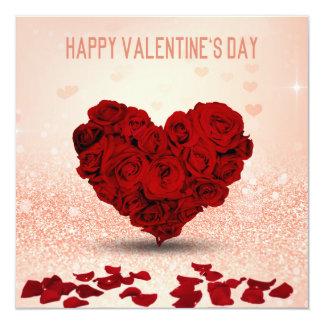 Tarjeta Ramo subió el día de San Valentín del corazón -