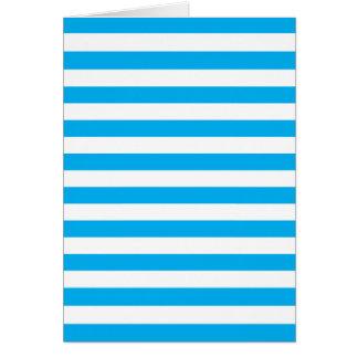 Tarjetas e invitaciones rayas azules horizontales - Rayas horizontales ...