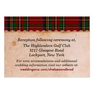 Tarjeta real rústica del recinto del boda de la te plantilla de tarjeta de negocio