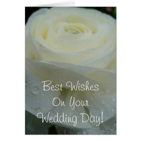 Tarjeta Recuerdos en su día de boda
