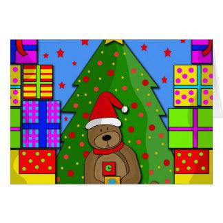 Tarjeta Regalos de Navidad