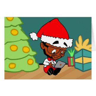 Tarjeta Regalos del navidad