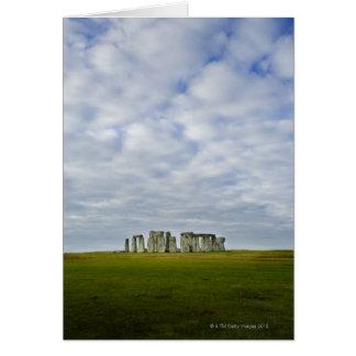 Tarjeta Reino Unido, Stonehenge 5