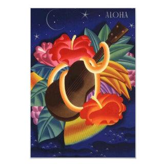 Tarjeta Reserva de la hawaiana el Hawaiian tropical Hawaii