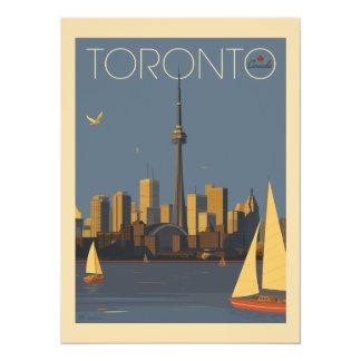 Tarjeta Reserva de Toronto Canadá el | la fecha - foto