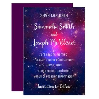 Tarjeta Reserva rosada y púrpura azul de la imagen del