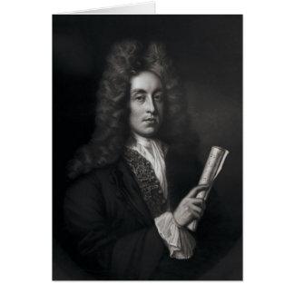 Tarjeta Retrato de Henry Purcell