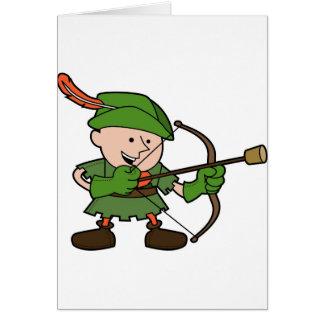 Tarjeta Robin Hood