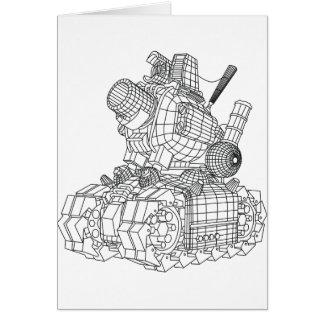 Tarjeta robot-2