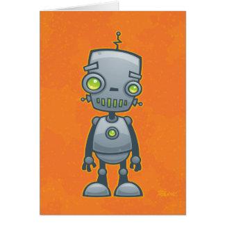 Tarjeta Robot tonto