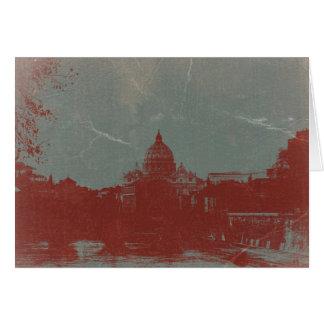 Tarjeta Roma