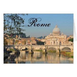 Tarjeta Roma, Italia