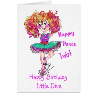 Tarjeta Rosannahope del feliz cumpleaños de la
