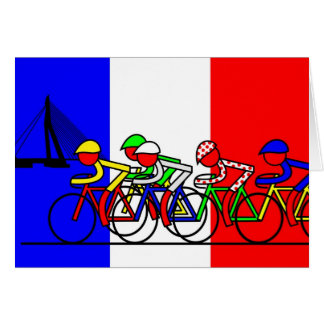 Tarjeta Rotterdam - Tour de France