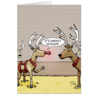 Tarjeta Rudolph