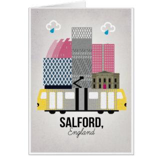 Tarjeta Salford