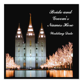Tarjeta SaltLakeTemple-InvitationToWeddingReception
